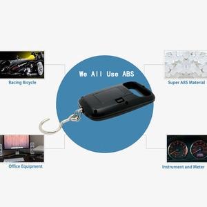 Image 3 - Angryfish חם רב פונקציה כיס בקנה מידה LCD דיגיטלית שקלול דיג סולם הוק אלקטרוני משקל מאזניים