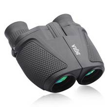 Best price New Binoculars Porro  Prism Binoculars Waterproof 12 x 25 HD Night Vision Binoculars 5m / 2000m Ultra-clear Telescopes