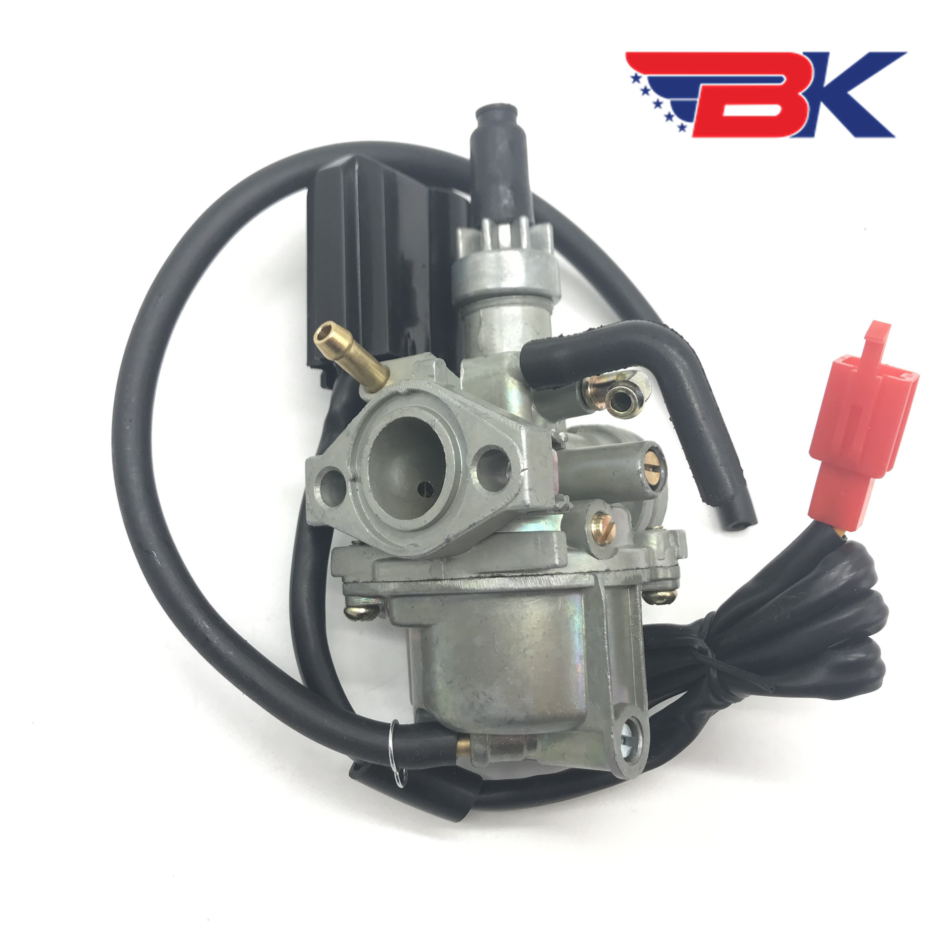 17mm Carburetor Fits For Honda 2 Stroke 50cc Dio 50 SP ZX34 35 SYM Kymco Scooter