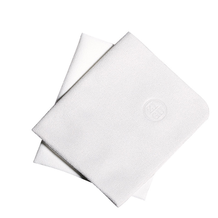 10 pcs lots High quality Chamois Glasses Cleaner 150180mm Microfiber Glasses Cleaning Cloth For Lens Phone Screen Cleaning Wipes in Eyewear Accessories from Apparel Accessories