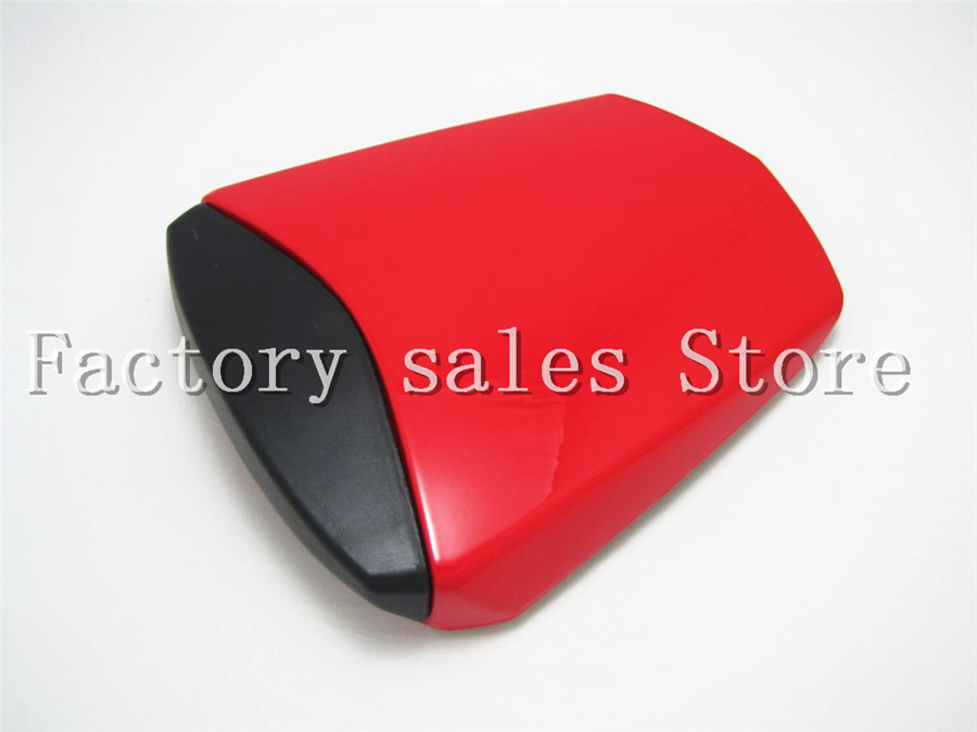 For Yamaha YZF600 YZF 600 R6 2003 2004 2005 03 04 05 Red Rear Seat Cover Cowl Solo Racer Scooter Seat Motorcycle YZFR6