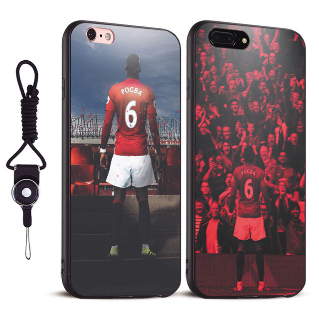 coque iphone 8 paul pogba
