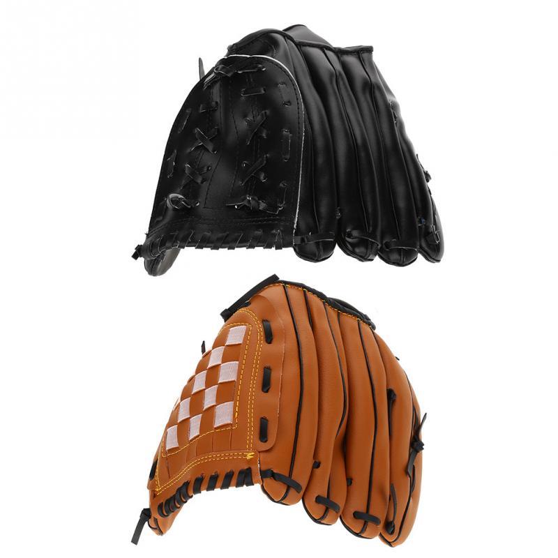 11,5 Zoll Baseball-handschuh Kinder Professionellen Links Hand Pvc Baseball Softball Praxis Handschuh Softball Sport Praxis Ausrüstung Sporthandschuhe Sport & Unterhaltung