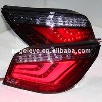 Для bmw для E60 задний фонарь задний светло красный черный цвет 2003 по 2009 год JX