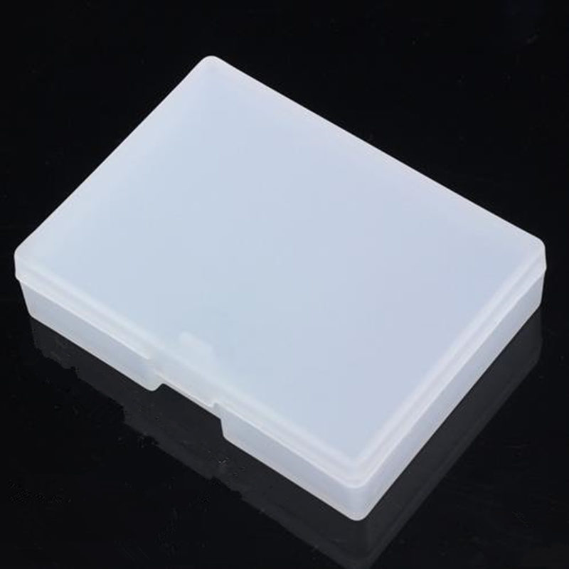 Display frosted Plastic Storage Box for Cosmetics Collection Parts Element Small Case Home Organization F20173333