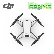 Tello Perform flying stunts, shoot quick videos with EZ Shots, and learn about drones with coding education dji tello