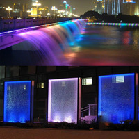 Jiawen 10pcs/lot Waterproof IP65 High Power LED Wall Washer lights Outdoor Lighting (DC 24V)