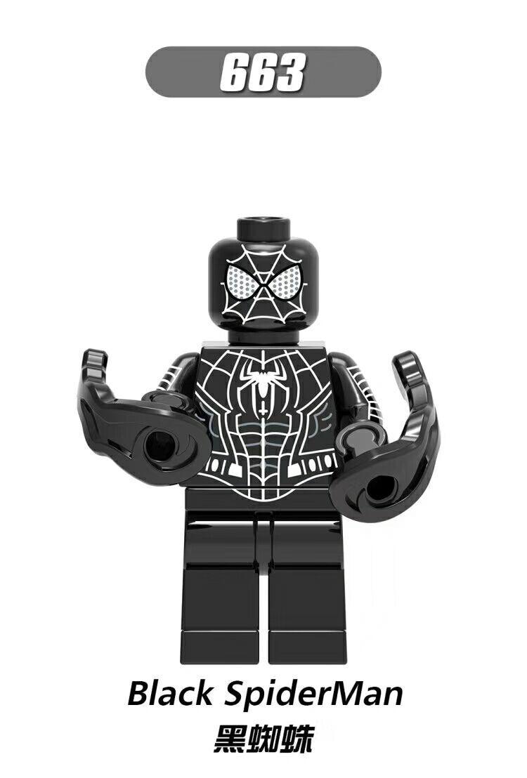 Zombie, spiderman, warhead_6