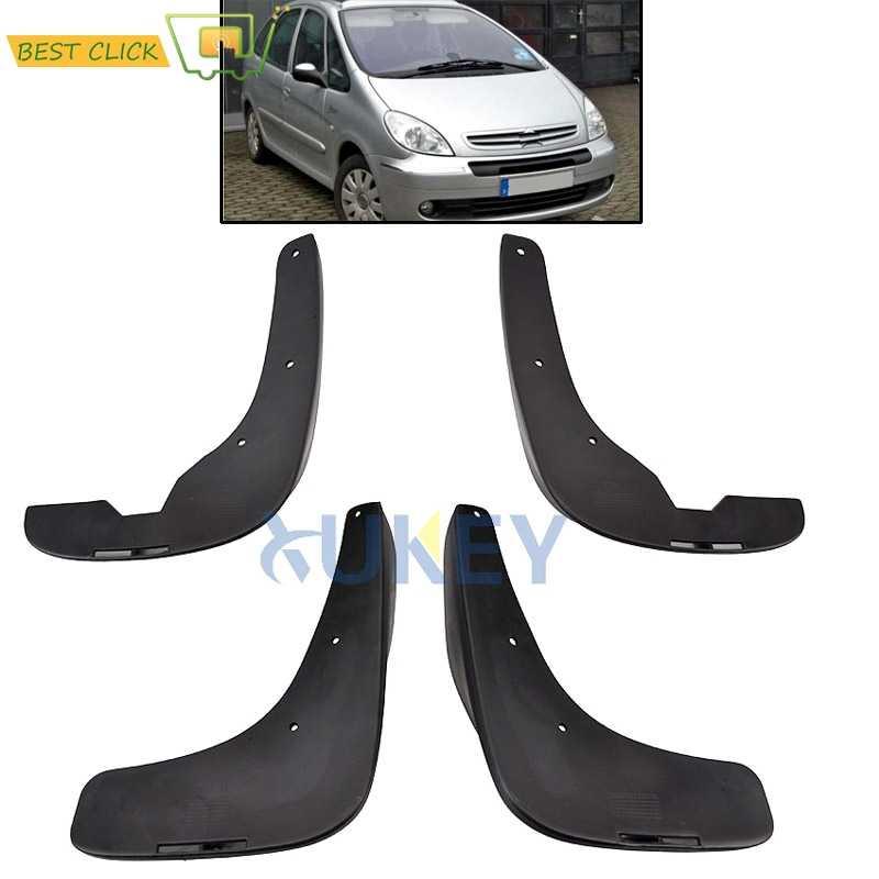 Universal Flat Front Rear Mudflaps Citroën Xsara Picasso 1999-2016