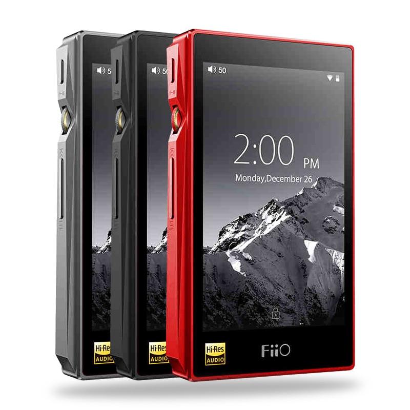 Fiio X5III X5 3nd Génération Android MP3 HIFI Sans Perte Musique Lecteur Équilibré Sortie Bluetooth Audio AK4490 DSD 32G DAC WIFI APTX