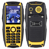 Kenxinda W3 IP68 Waterproof 2 2 Mobile Phone 3 5mm Earphone Jack Bluetooth 2 1 Mp3
