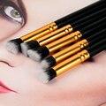 Venta caliente 5 UNIDS Pro Kits de Maquillaje Cepillo Conjunto de Herramientas Cosmética Sombra de Ojos Fundación Blending