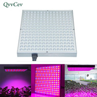 45 W 225 leds Bitki Büyüyen Işık LED Lambalar 85-265 V Süper Parlak Aydınlatma Büyümeye Çiçek Için Lamba sebze Sera Hidroponik