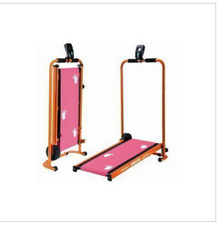 mini Multifunction Mute Fitness Equipment Wide Run Belt Treadmill 3 In