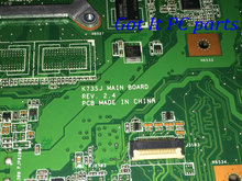 PROMISED WORKING HOT IN EUROPE FRANCE NETHERLANDS ..for Asus K73SJ Rev: 2.4 Graphic N12P-GV-B-P1 Main Board LAPTOP MOTHERBOARD