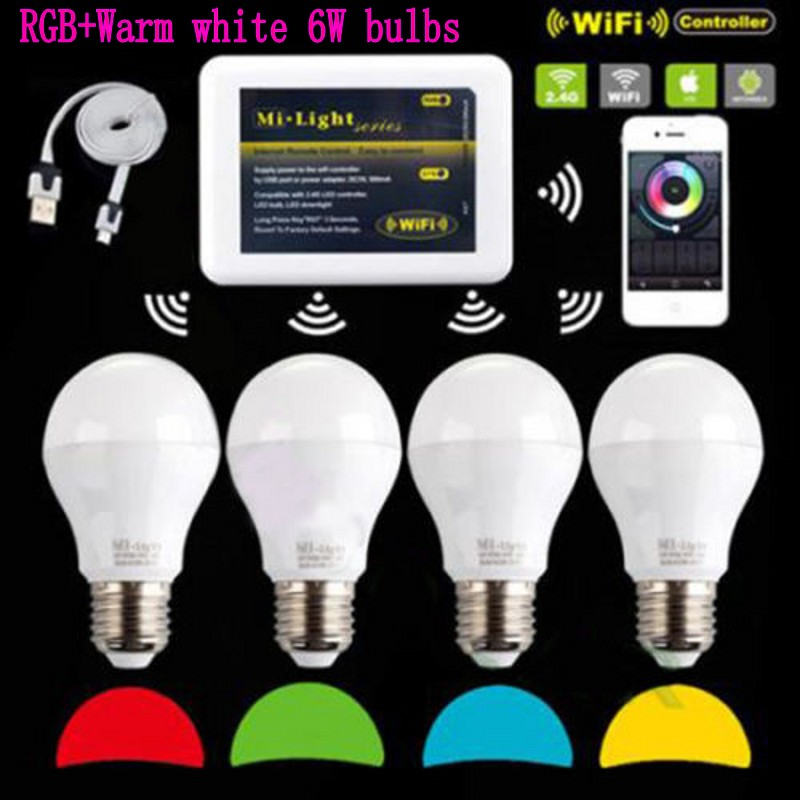 Lights & Lighting Loyal 10pcs New Milight Wifi 2.4g Wireless Ibox1 Led Wifi Controller Wifi Hub For All Mi.light Led Bulb Lamp Support Ios Android App