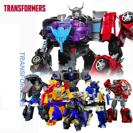 Transformers Metal Enhanced Level Combat The War Can Form Limbs Children's Toy Gift rollercoasters the war of the worlds