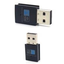 Мини 300M USB2.0 RTL8192 Wifi ключ WiFi адаптер беспроводной wifi ключ сетевая карта 802,11 n/g/b Wifi LAN адаптер