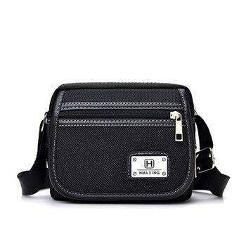 Hohe Qualität Oxford Männer Tasche Messenger Taschen Handtaschen Schwarz Braun Umhängetasche Schulter Tasche Reise Taille Pack für Teenager