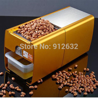 Cold peanut oil Pressing Machine Oil presser home use oil pressing machine peanut oil press machine