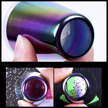 35 Colors Nail Stamp Pink/White/Green/Rainbow Template Stamping Plates Stamper Polish For Tips Art#YZ