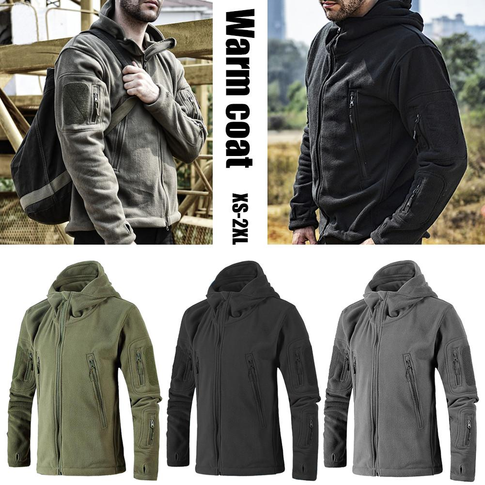Mountaineering Jacket Travel-Clothes Hunting Outdoor Camping Coat Fishing-Heated Hiking