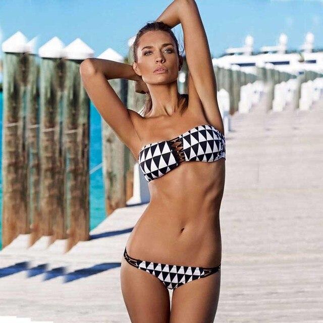 Flat chested bikini pics