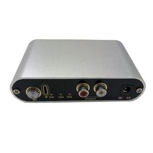Image 5 - Lusya 3 Ingresso 1 Uscita/Ingresso 1 3 Uscita RCA Audio Selettore di Segnale di Ingresso Interruttore A Distanza Per Amplificatore con a distanza di Controllo D1 003