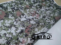 Army Green Military Pixels Digital Camouflage Vinyl Film Car Wrap With Air Bubble Free Vehicle Motorcycle Car Sticker Wrapping