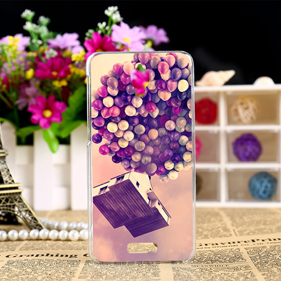 Soft Silicon TPU or Plastic Phone Cases For Lenovo S660 S668T 4.7'' S 660 Cases 18 Style Painted Protective Durable Back Covers