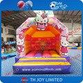 Material de PVC inflable gorila/4 m gorila inflable de interior