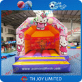 PVC material inflatable bouncer/4m indoor inflatable bouncer