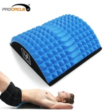 Procircle брюшной коврик основной тренажер массажные шипы для полного спектра движения Ab тренировок и спины носилки США склад