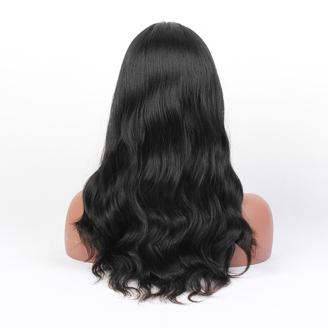 8A Full Lace/Front Lace  Human Hair Wigs Peruvian Hair Glueless Full Lace Wigs Brazilian Virgin Hair Body Wave Human Hair Wigs