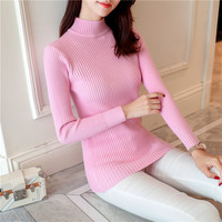 5660 Real Shot 2017 Korean Version Of The Fall New Women S Clothing Shirt 31