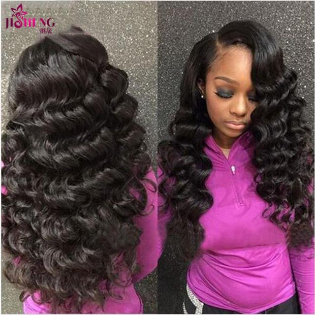 Ms Cat Brazilian Loose Curl 3 Pcs 8a Brazilian Human Hair Weave