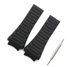 Männer uhr band uhr zubehör gummi strap frauen für porsche design 6620 sport wasserdichte uhr gürtel
