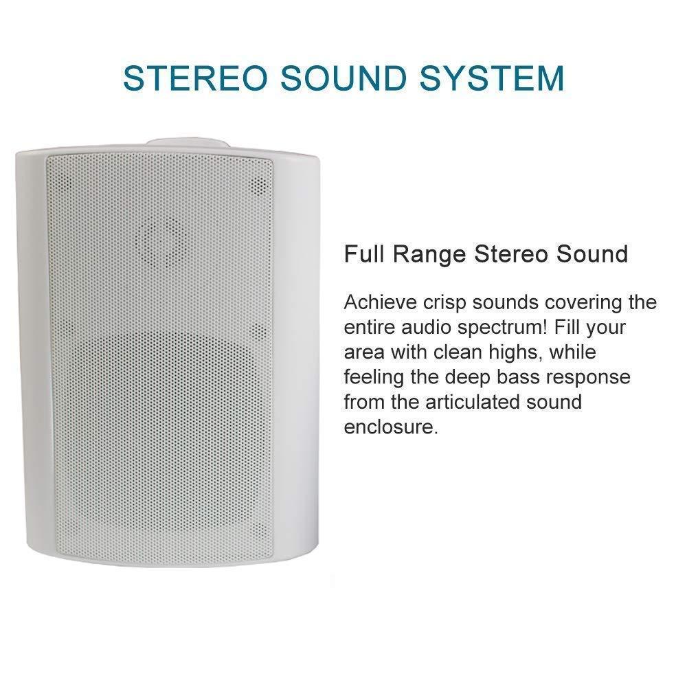 herdio 4 outdoor bluetooth speakers