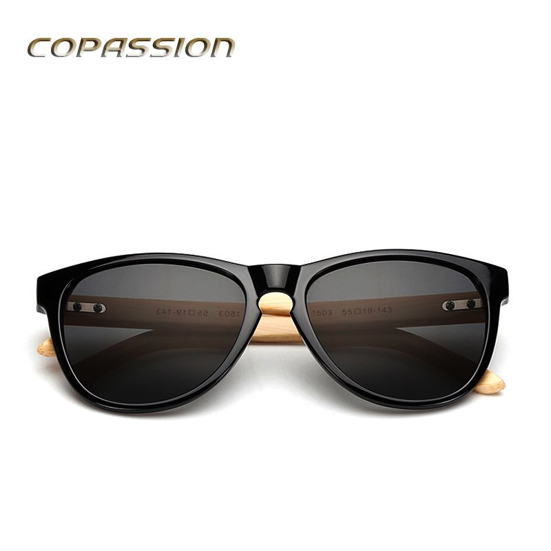Retro wood sunglasses women men brand design handmade bamboo wooden sun glasses bambu Goggles uv400 eyewear oculos gafas de sol