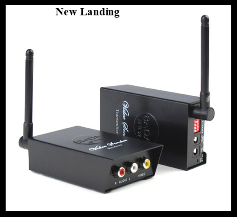 2 4Ghz Wireless Receiver For CCTV Camera
