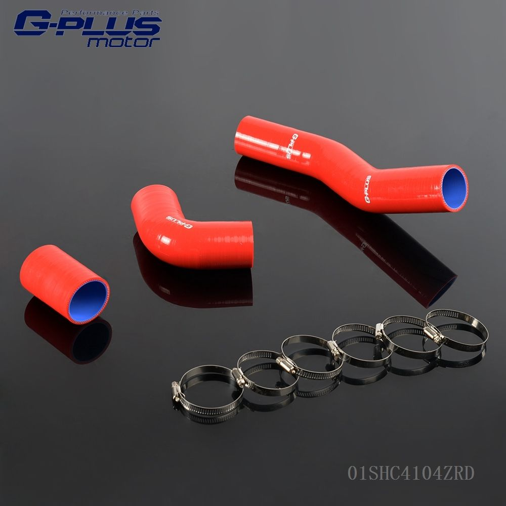 Silicone Intercooler Turbo Pipe Kit For LAND ROVER DEFENDER 300 TDi