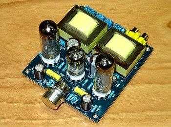 3W+3W ( 8 ohms ) 6N1 / 6N2 + 6P1 Tube Single-ended class A Fever Class Tube Amplifier Board