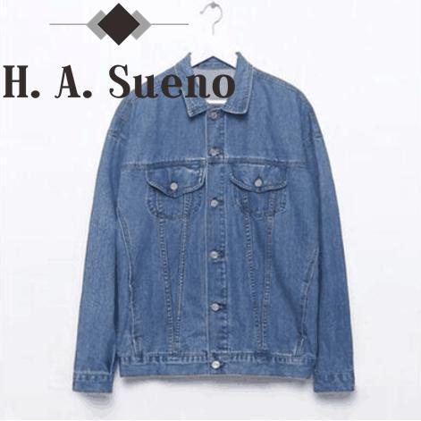 Top Quality streetwear Denim blue Jackets Men Hip Hop Clothing Streetwear denim coats cool clothes