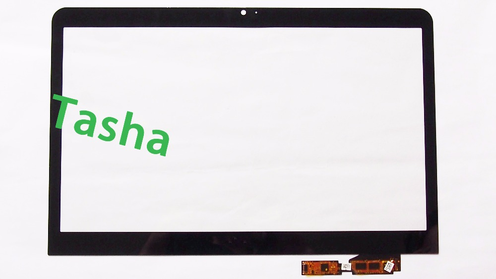 14.0 touch screen digitizer glass for Sony VAIO SVE14 touchscreen laptop digitizer 14E70_5418 V1.0