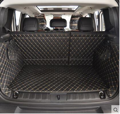 top quality! special car trunk mats for jeep renegade 2019 2015