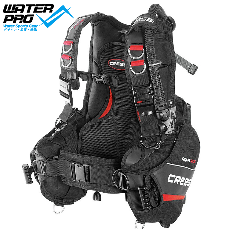 CRESSI AQUARIDE BCD for SCUBA DIVING SNORKELING холодильник galanz bcd 217t