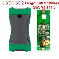 Новое поступление программатор Tango полное Программное обеспечение версии V1.111.3 Танто OBDII Автомобильный ключ транспондер для мультибрендовы