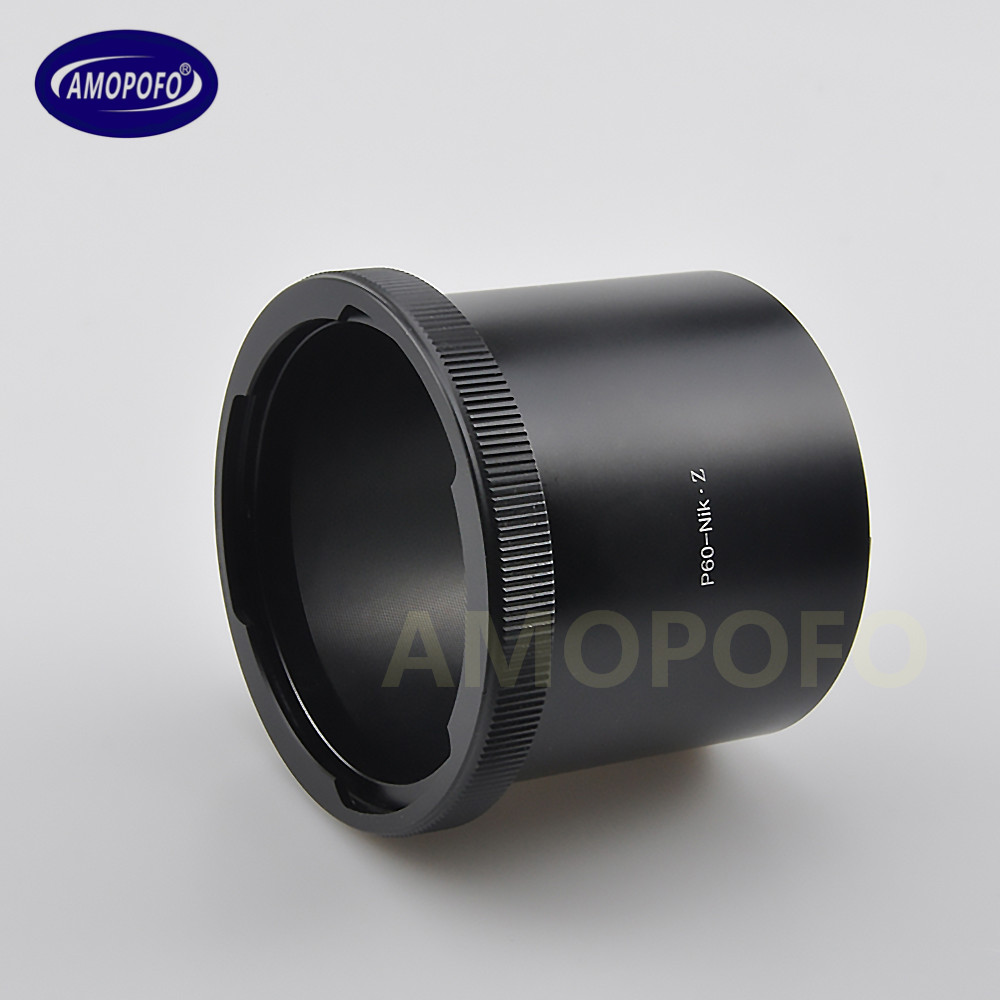 Kiev 60 SLR Lens to M42 Screw Mount Adapter,P60 to M42 Lens Adapter Compatible with for Pentacon 6