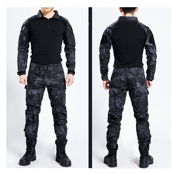 Typhon Frog Suits 2015 US Military Army Uniforms (Jacket +pants)  Tactical Frog Suit Can Hold Knee And Elbow Pads