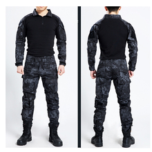Typhon Frog Suits 2015 US military Army uniforms Jacket pants Tactical frog suit can hold knee